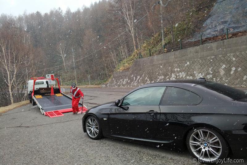 BMW ターボモデルの定番故障「チャージパイプ破損」